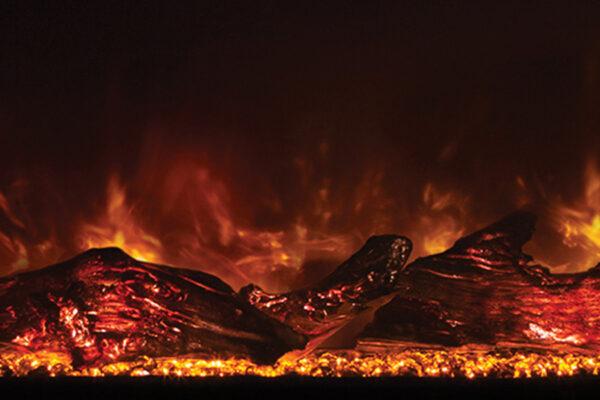 Logset electric fireplace