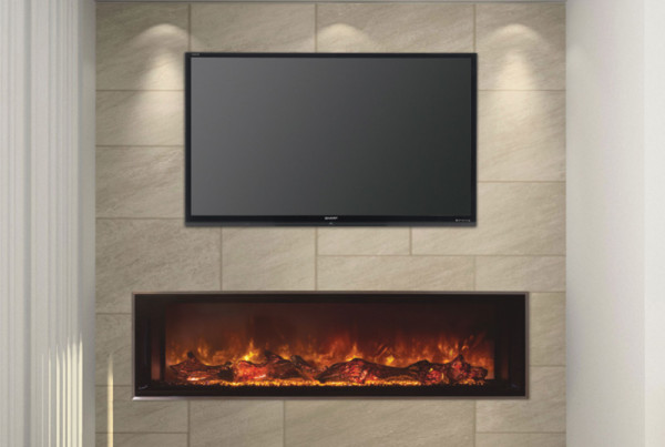 Electric Fireplaces are perfect for any home