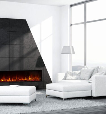 Electric Fireplace Large
