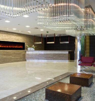 Electric Fireplace XXL
