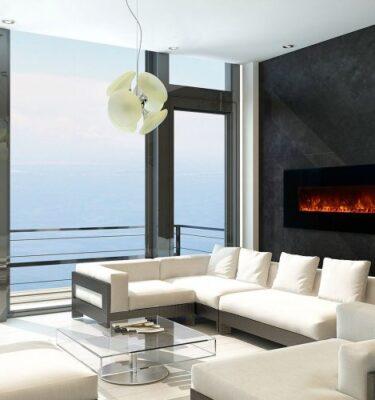 Electric Fireplace XL