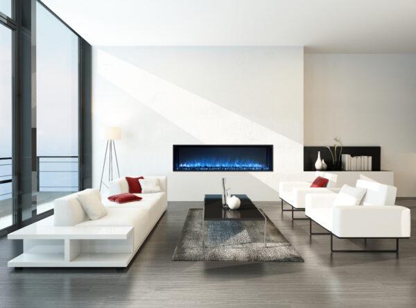 Electric Fireplace Medium