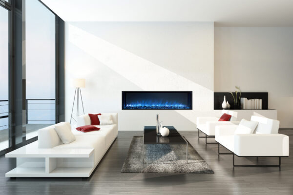 Electric Fireplace Medium